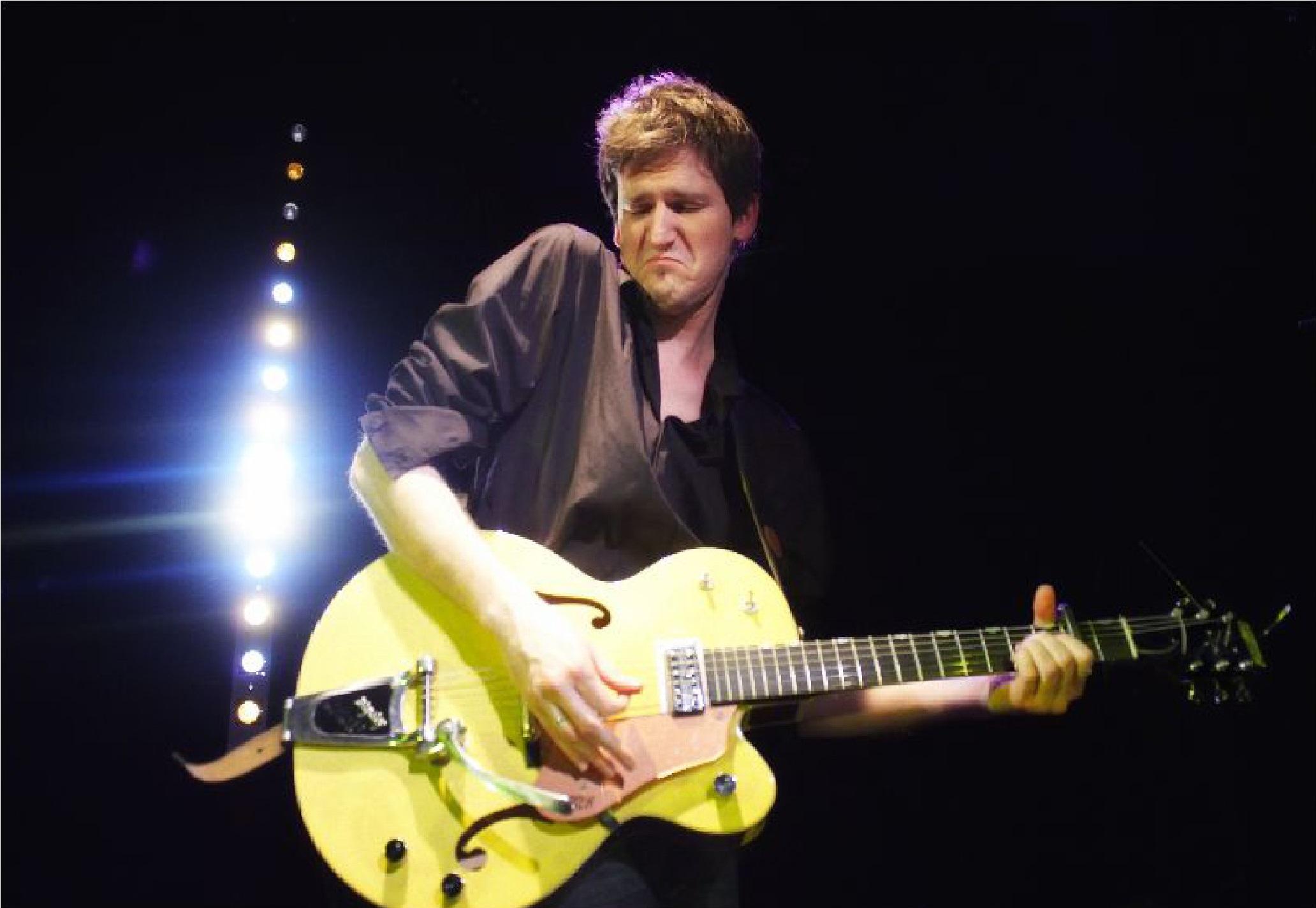 Fred Bobin en concert