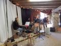 Le groupe Baylma'Noc en répétition